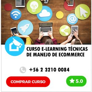 Curso E-learning Técnicas de Manejo de Ecommerce